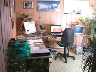 Office 1, Tonstudio