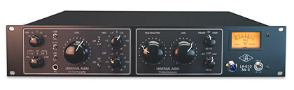 Universal Audio LA 610 Mk II, Black Edition USA