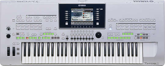 YAMAHA TYROS 3 Workstation